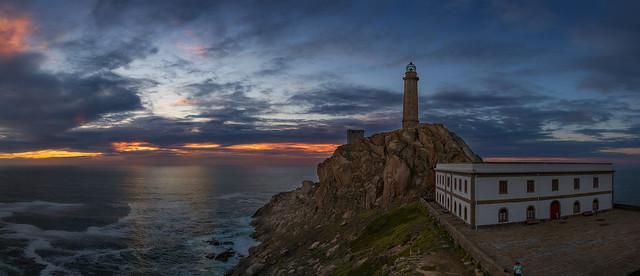 Faro de Cabo Vilano/ Cabo Vilano lighthouse