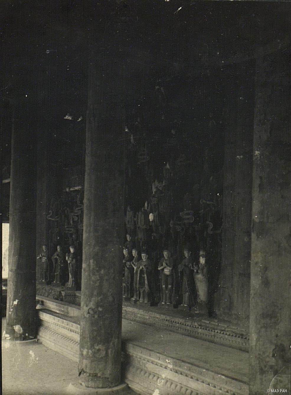 Храм в Пекине