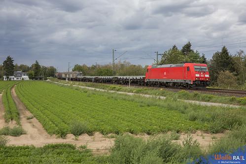 185 302 . DB Cargo . 60403 . Kaarst . 22.08.20.