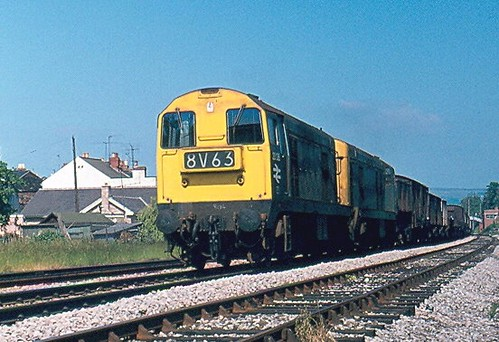 Class 20s by Andy Sutton