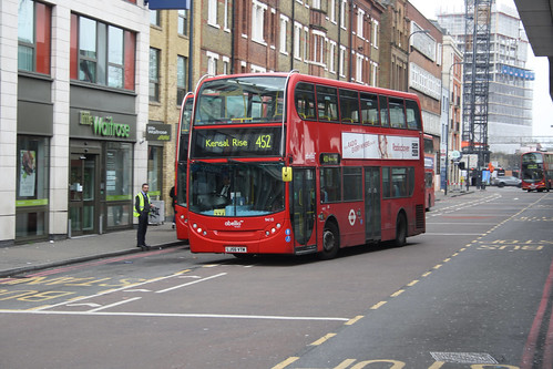 Abellio London 9410 LJ56VTM