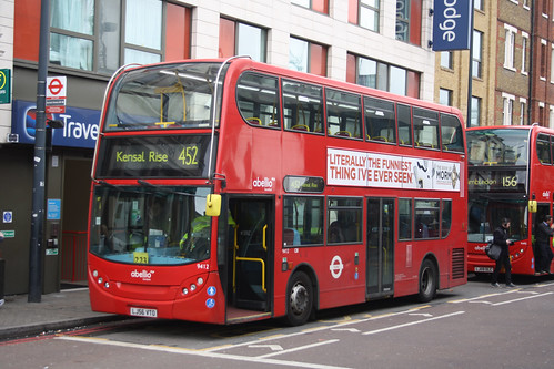 Abellio London 9412 LJ56VTD