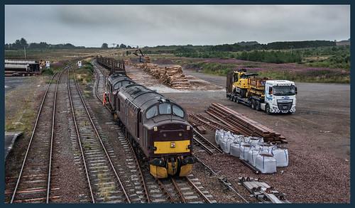 wcr timber freight farnorth class37 westcoastrailways