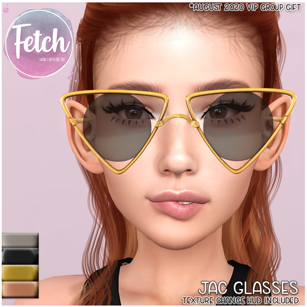 [Fetch] Jac Glasses – August VIP Gift!
