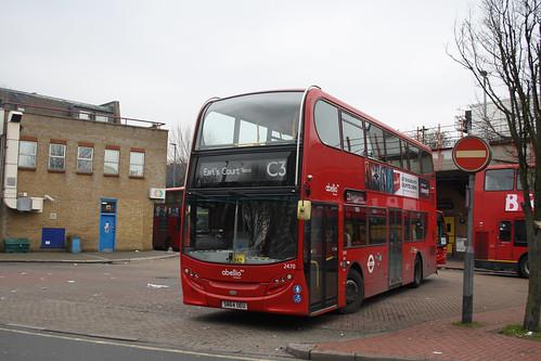 Abellio London 2470 SN64OEU