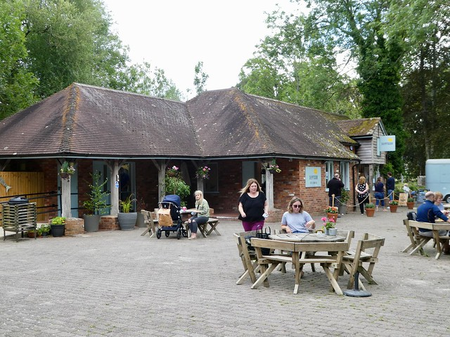 Walford Mill Craft Centre Cafe