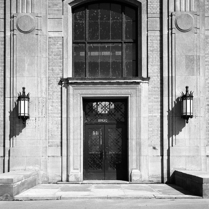 RC Harris 2020 Lower Doorway