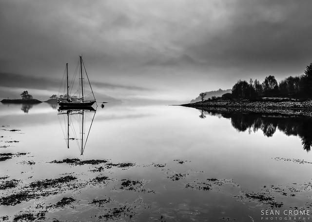 Loch Leven Glencoe Scotland