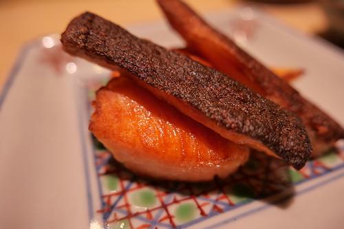 鱒の助(King Salmon)塩焼き