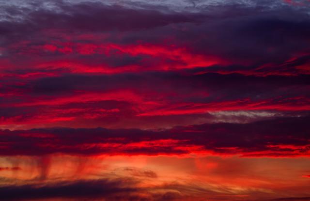 Storm on the Horizon - 'Explored'