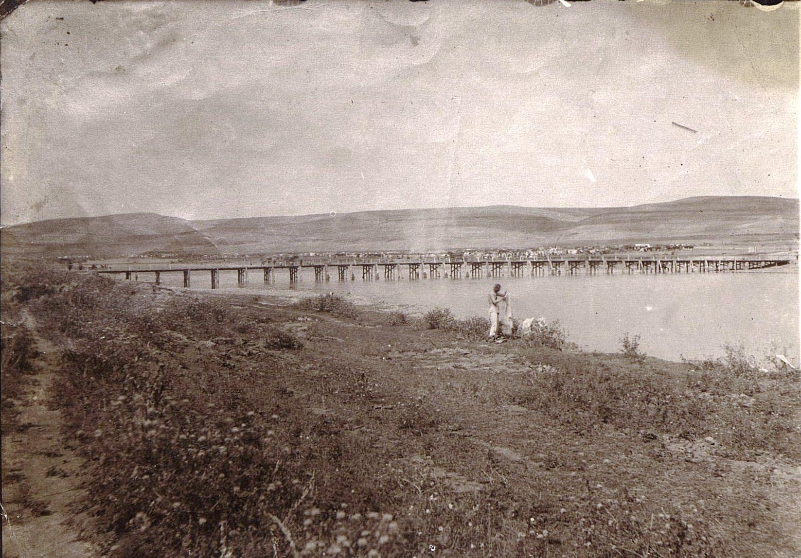 11. Мост через реку Ефрат