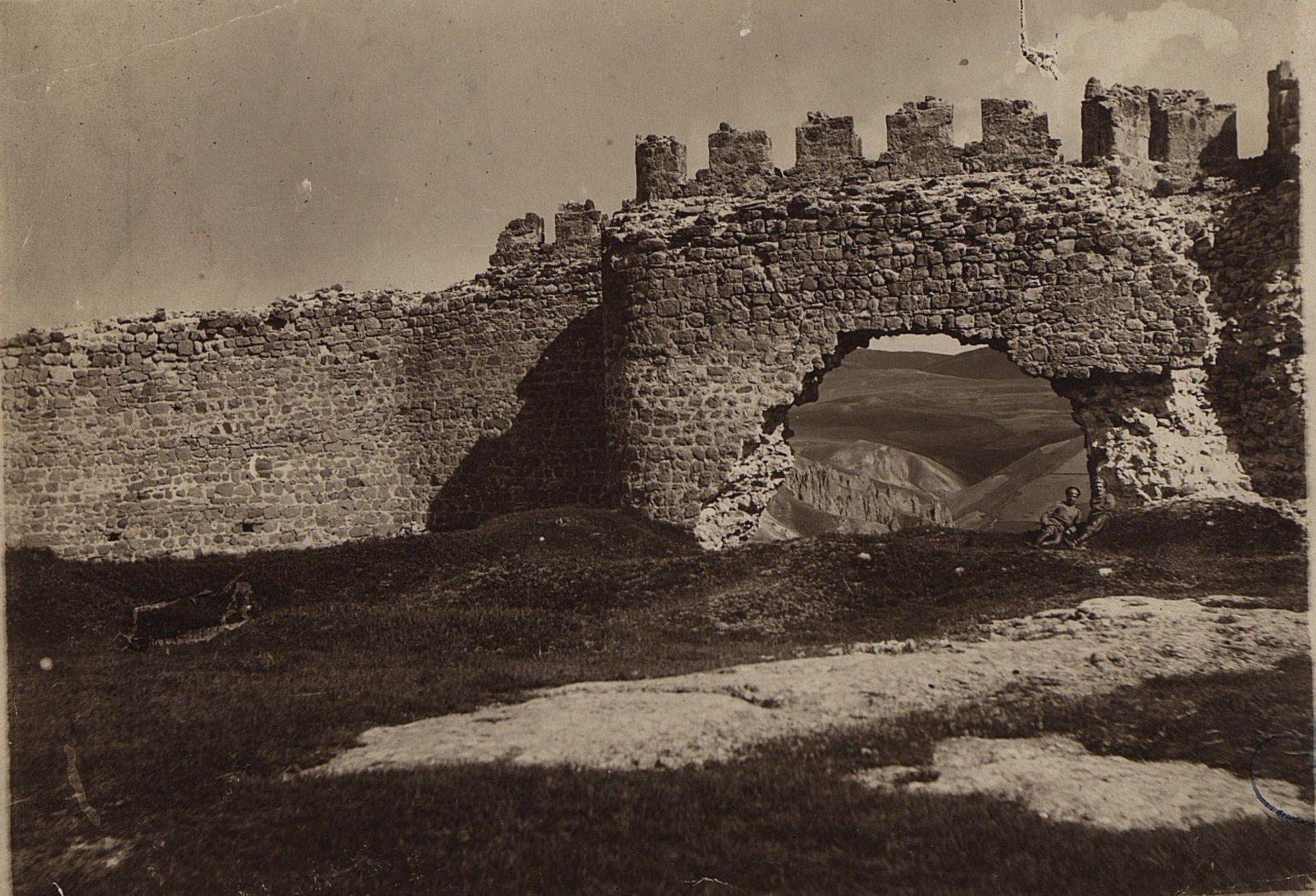 05. Крепость Зивин. Развалины