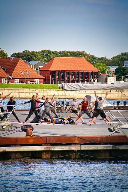 Copenhagen gymnastics