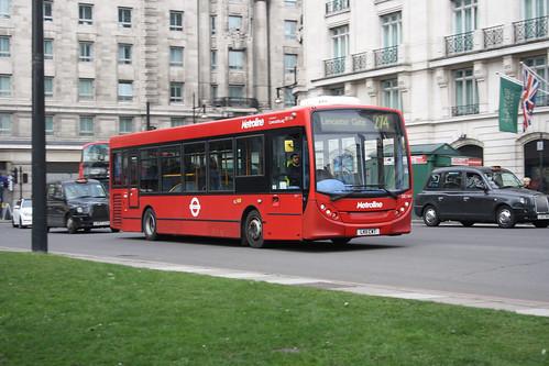 Metroline DE1161 LK11CWT
