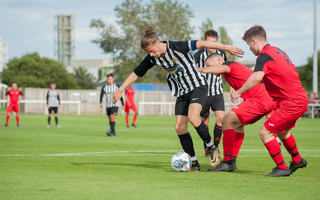 22 August 2020 - Ashington AFC v. New Mills FC