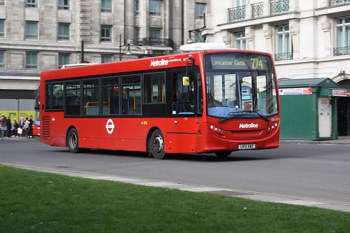 Metroline DE1321 LK12AWZ