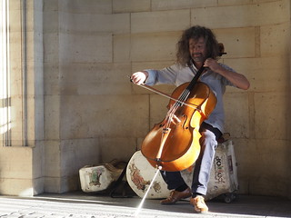 French Cellist