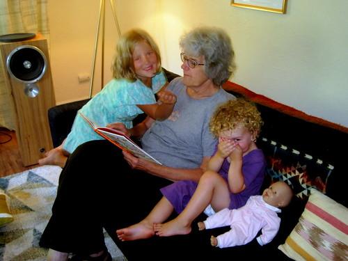 Josie, Carol, & Cora
