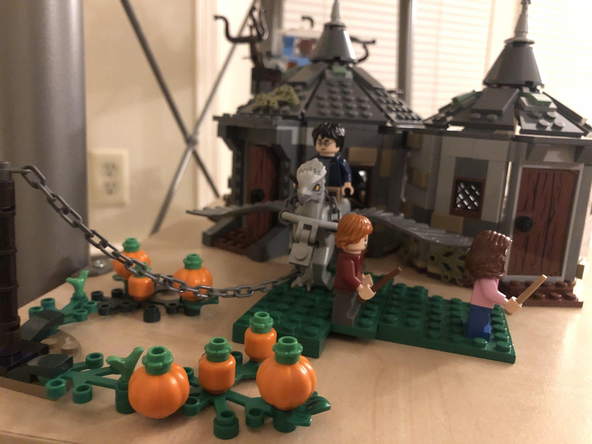 Saving Buckbeak