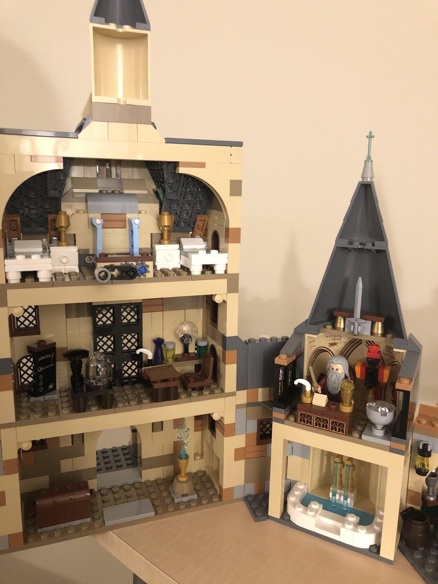 Hogwarts interior