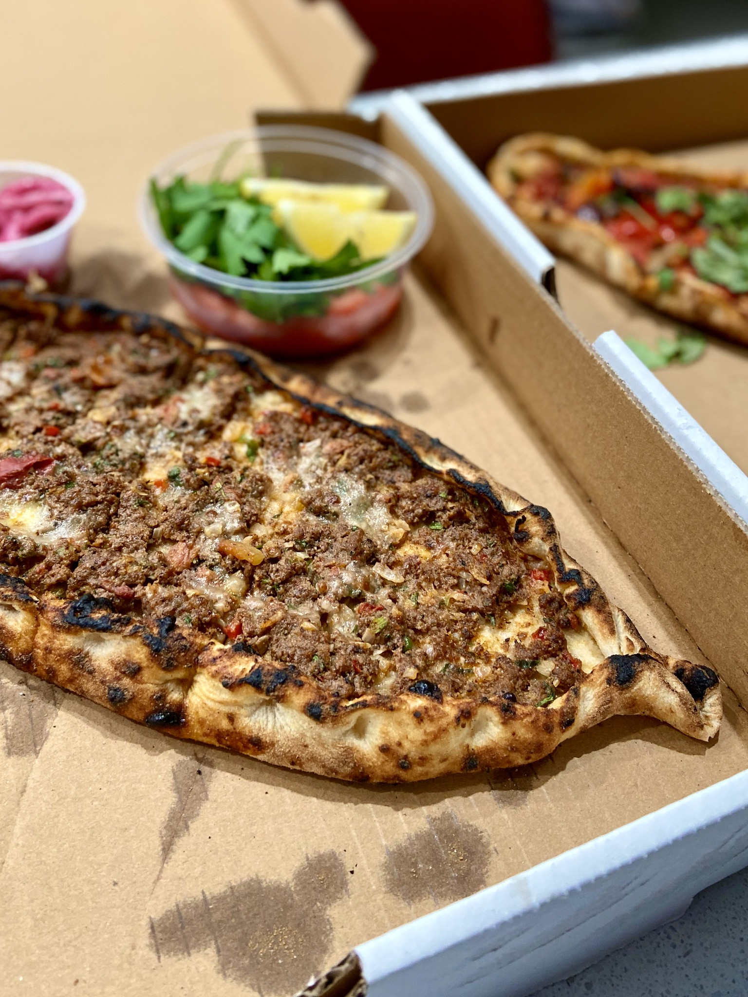 Lahmacun Pide - The Pide Place