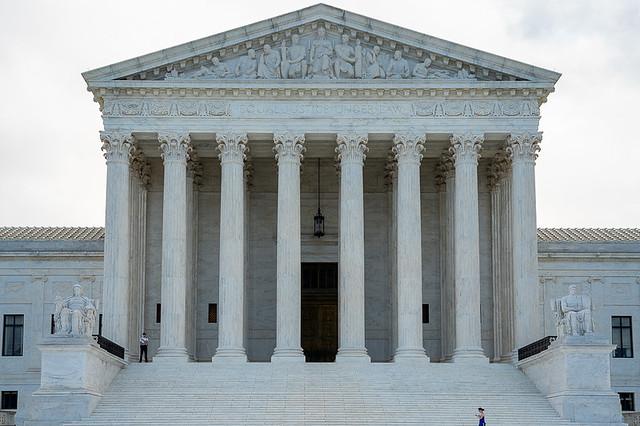 Supreme Court on Sunday Morning, Washington, DC