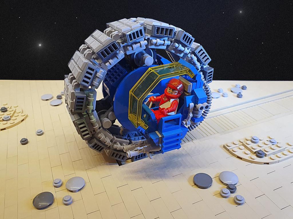 Space Monowheel