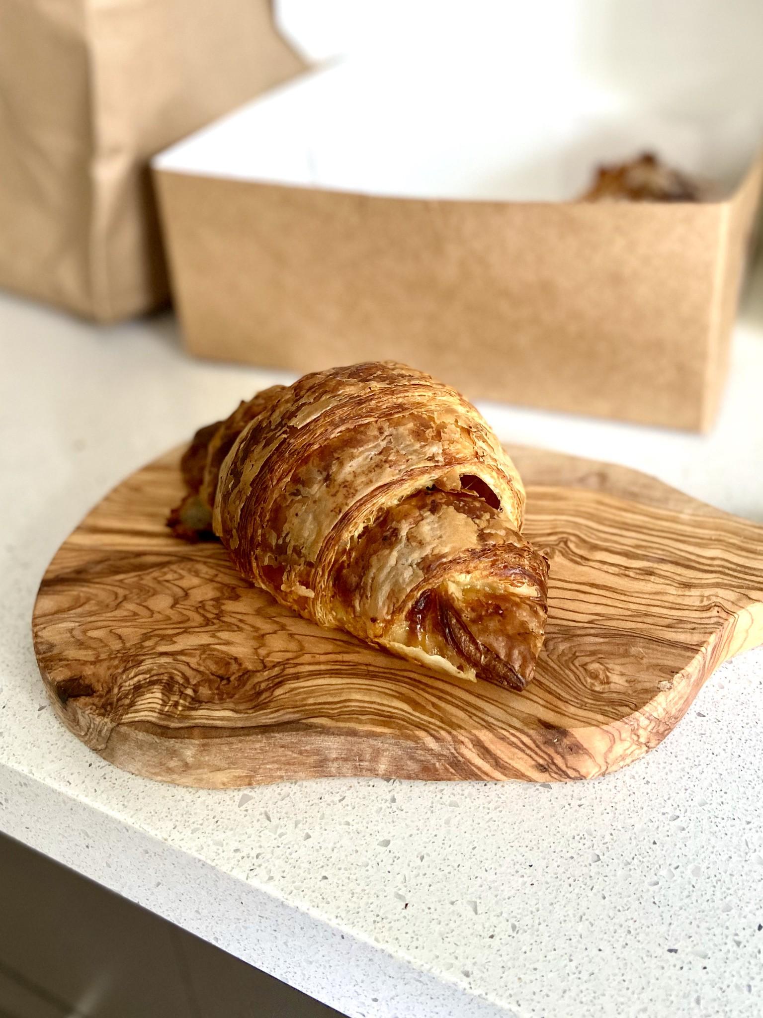 It's Brisket B*tch Croissant - Flour & Weirdoughs (Key Biscayne)