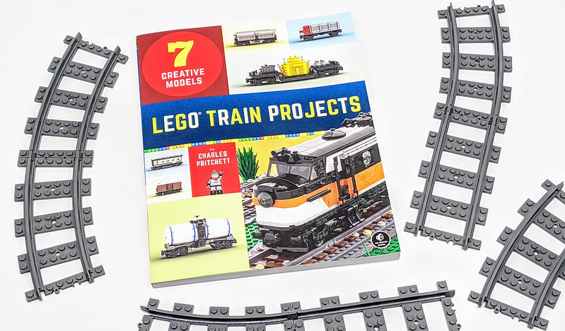 LEGO Train Projects Book