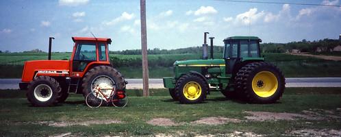 Cannondale & Tractors