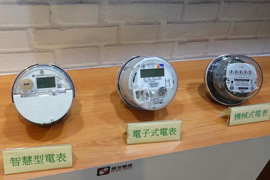 台電將逐步汰換傳統機械式電表,改採智慧型電表。孫文臨攝