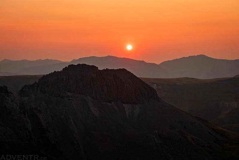 Smoky Sky Sunrise