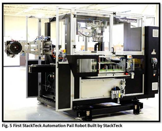 Stackteck unveils new mould for lighter pails