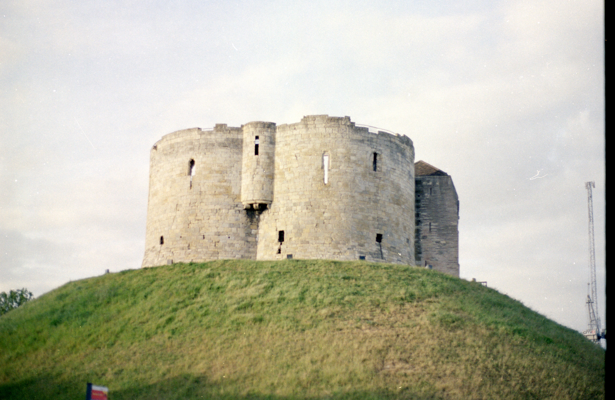 Clifford's Tower Film