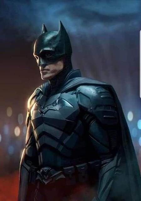 Trailer Rasmi Pertama Filem THE BATMAN DC FANDOME Lakonan Robert Pattinson