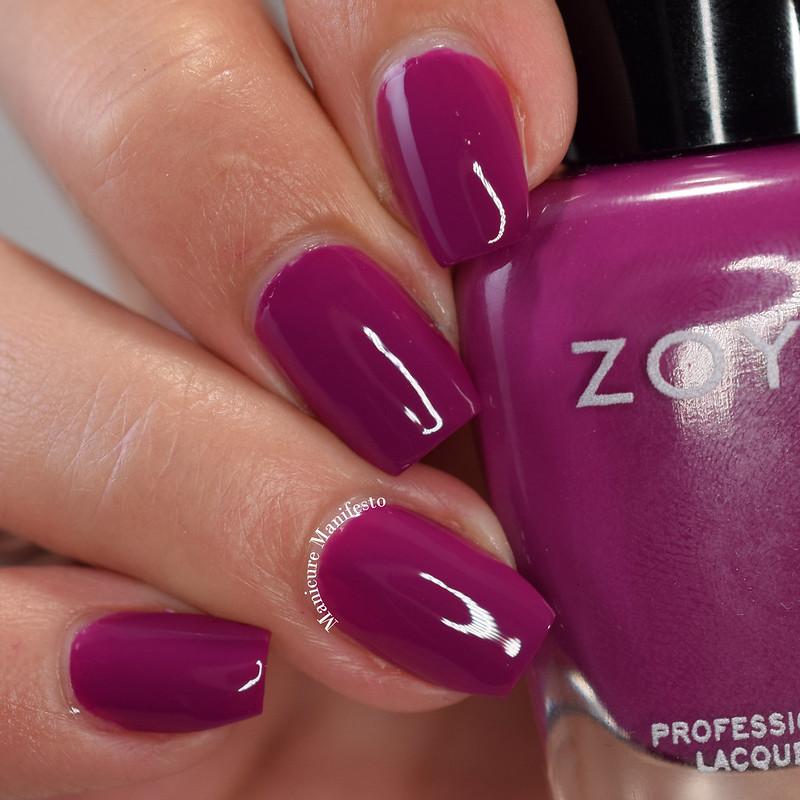 Zoya Luscious swatch