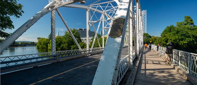 Minto Bridge over the Rideau River