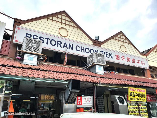restoran choon tien
