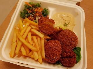 'Vegan' Platter from Pazar Mediterranean Grill