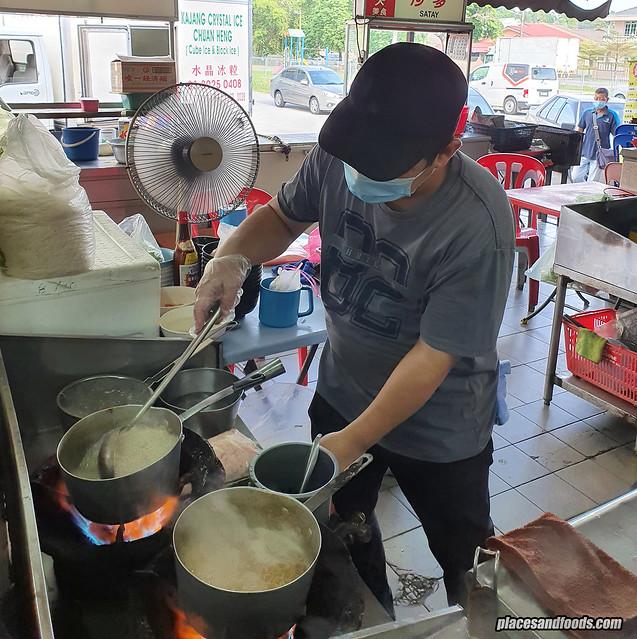 restoran choon tien pork noodles stall owner