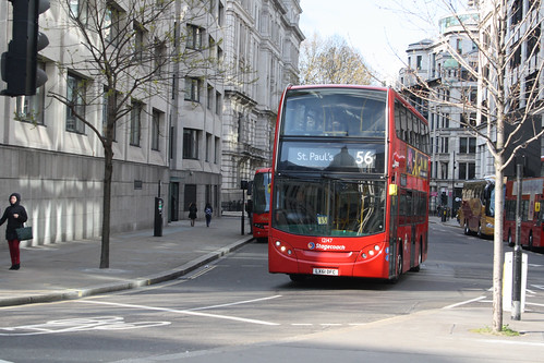 Stagecoach London 12147 LX61DFC