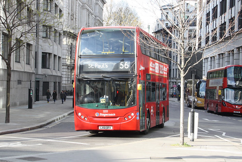 Stagecoach London 12133 LX61DFK