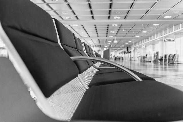 Seating for Nobody - Corona Lockdown MUC