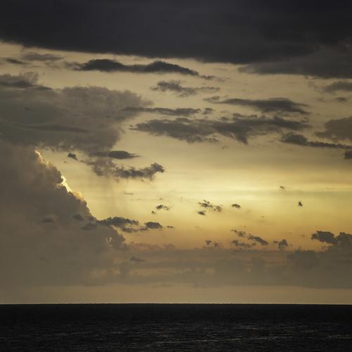 florida fortwaltonbeach okaloosaisland usa beach blackandwhite coast coastal dark image moody photo photograph seascape squareformat storm f56 mabrycampbell august 2020 august112020 20200811campbellb4a2841pano 200mm ¹⁄₁₃sec iso100 ef200mmf28liiusm