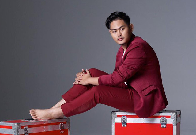Nazmi Irfan Buat Comeback Lancar Lagu Asmara Cinta