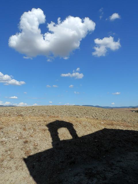 Ombra e nuvole