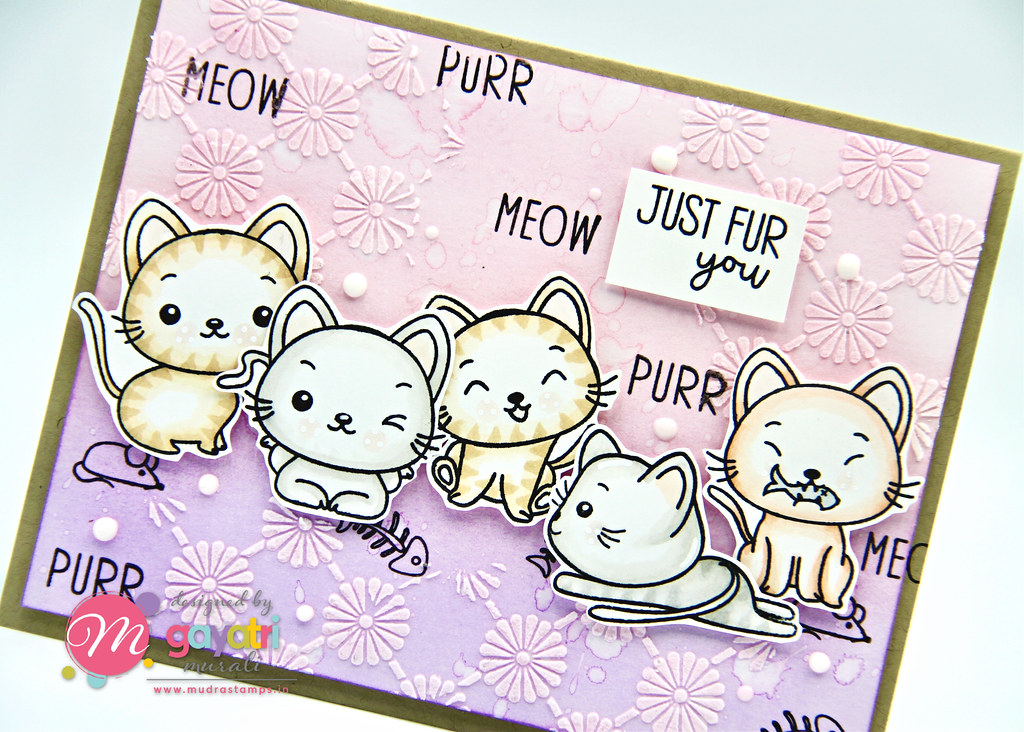 Cute Critter card #2 closeup2