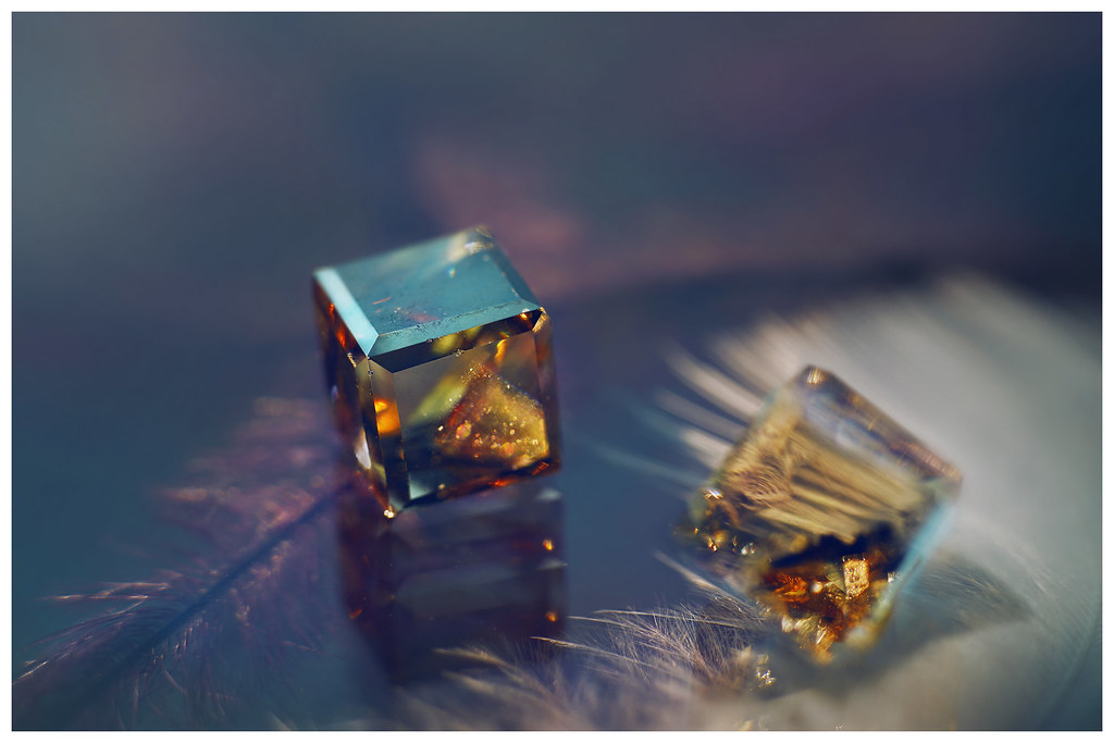 Diamonds are a girl's best friend. About truth and fallacy.