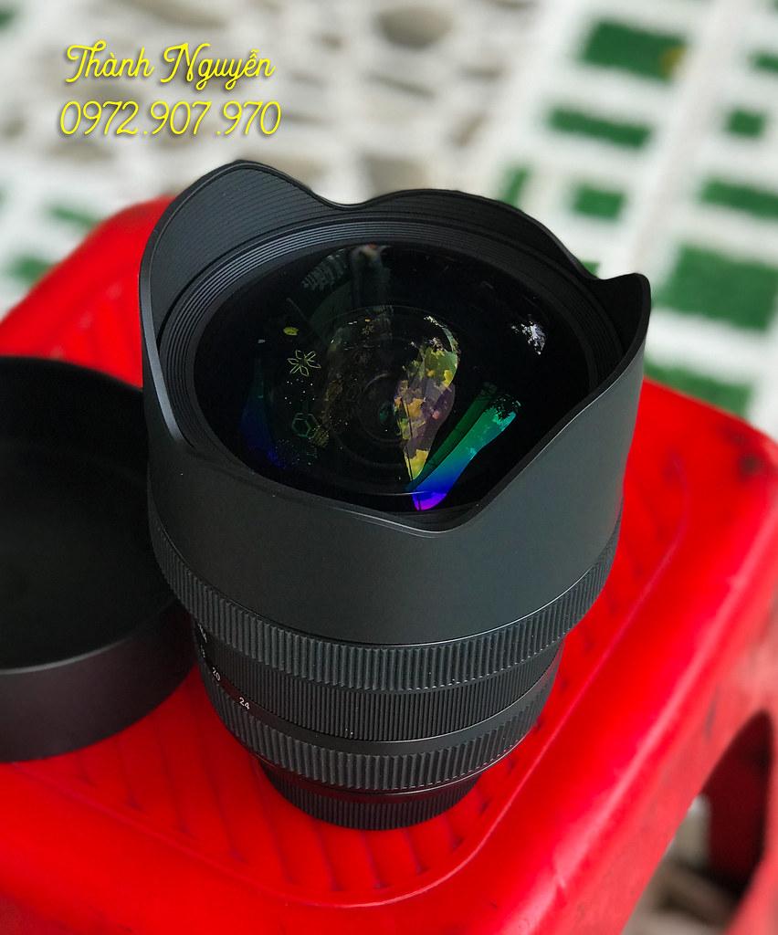Bán lens Sigma Art 12-24mm for Nikon fullbox góc siêu rộng 3