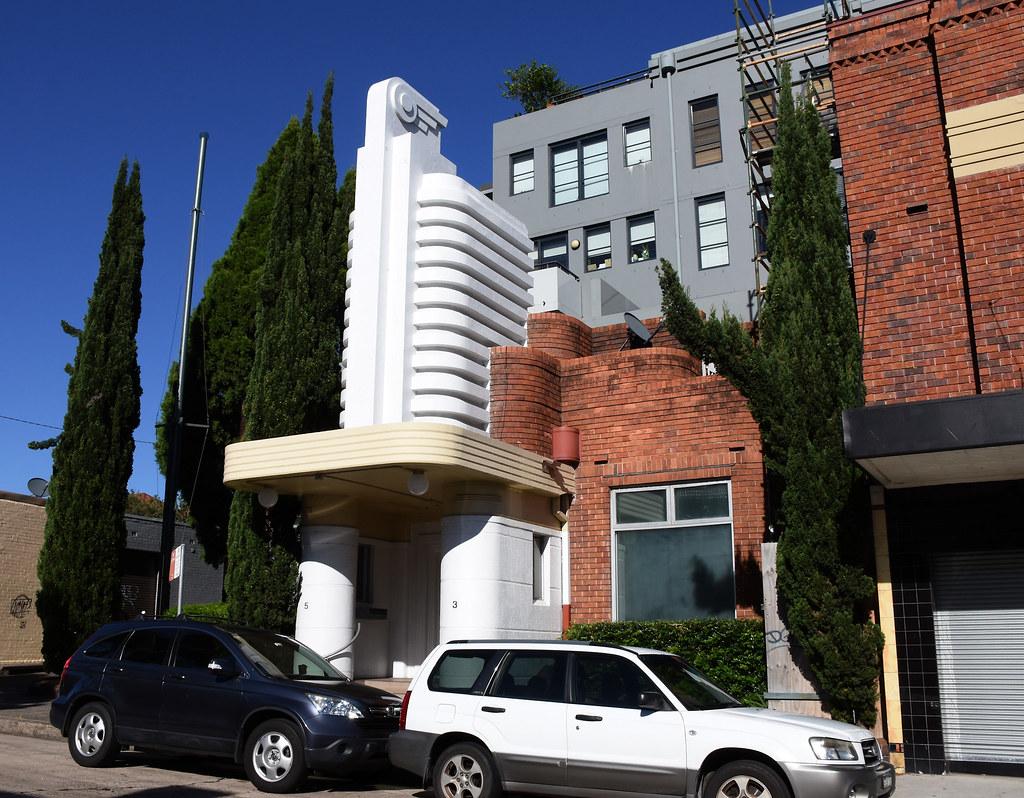 The Western Lodge, Petersham, Sydney, NSW.